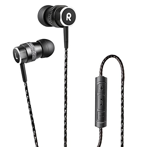 Inateck In-Ear Earphones Earbuds Headsets with ...