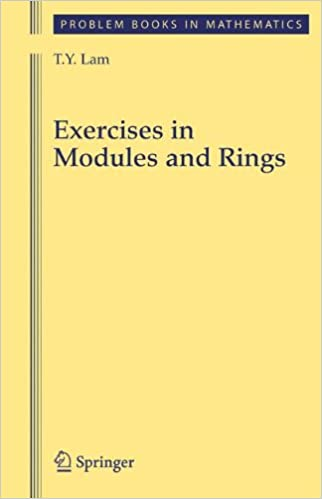 Exercises in Modules and Rings (Problem Books in Mathematics ...
