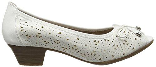 Lotus Jucunda - Sandalias para mujer Blanco - blanco