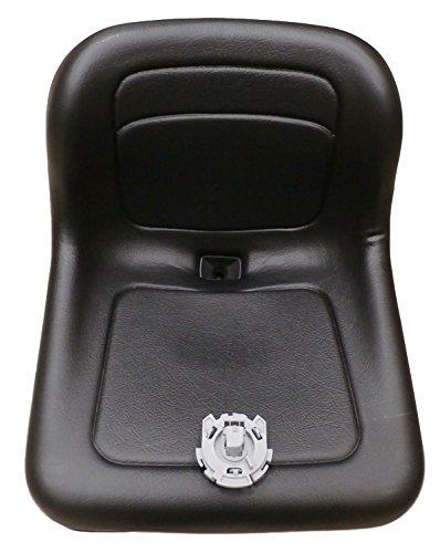 Amazon Com John Deere Scotts Seat Am130217 Black S2048 S2348 S2554
