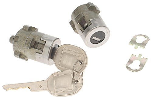 ACDelco D1433F Professional Door Lock Cylinder with Key ()