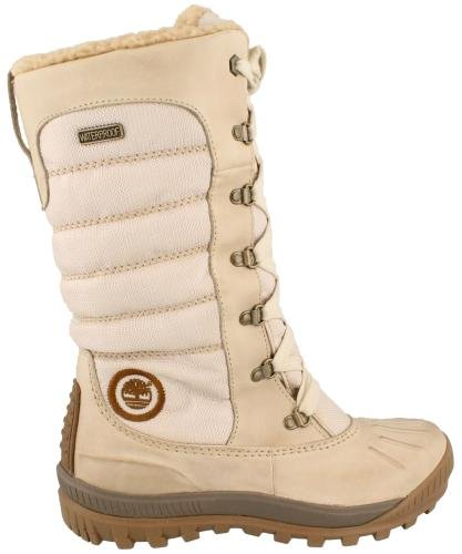 Timberland Women s Earthkeepers Mount Holly Tall Lace Duck Boot ce67d755d