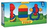 Tolo Deluxe Baby Rattle, Baby & Kids Zone
