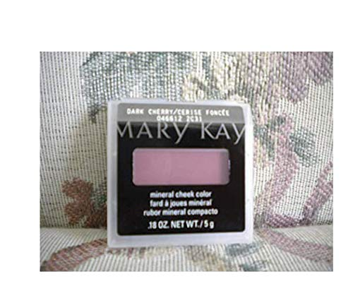 Mary Kay Mineral Cheek Color Dark Cherry .18 Oz (Lot of 2)