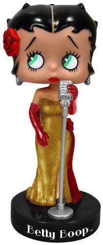 Funko - Bobble Head Betty Boop Chanteuse 18 cm - 0830395021737