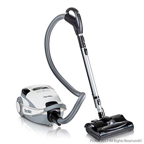 Demo Model Prolux TerraVac 5 Speed Quiet Vacuum Cleaner with sealed HEPA Filter (12 Vacuum Amp Filter Hepa)