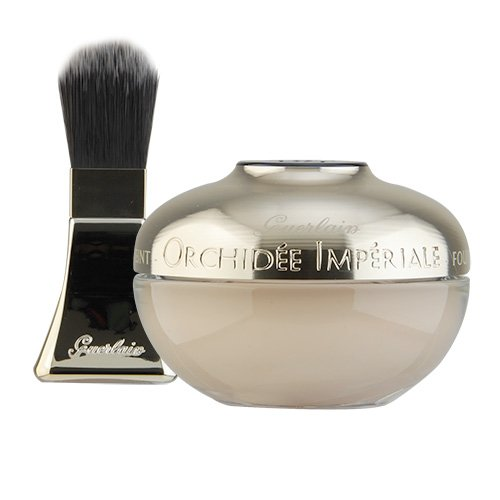 Guerlain Orchidee Imperiale Cream SPF25 Brightening Perfection Foundation for Women, No. 01 Pale Beige, 1 Ounce by Guerlain
