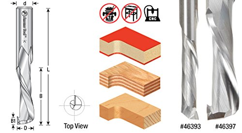 Amana Tool AMS-555 8-Pc Carbide Tipped Corner Round and Beading Router Bit Collection 1/2 Inch SHK by Amana Tool