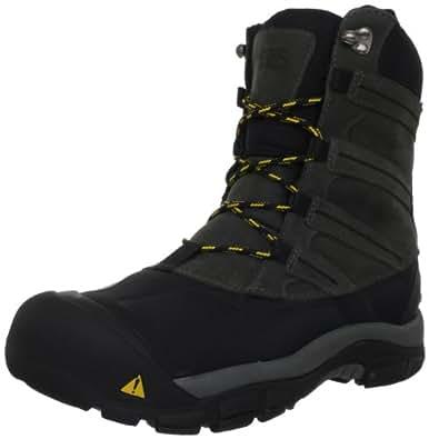 Amazon.com | KEEN Men's Summit Count II Snow Boot, Black