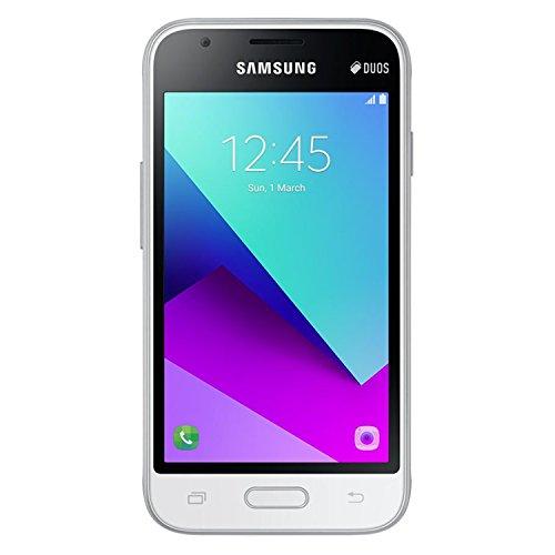 Samsung Galaxy J1 Mini SM-J106M 8GB Unlocked GSM Dual-SIM Smartphone - White