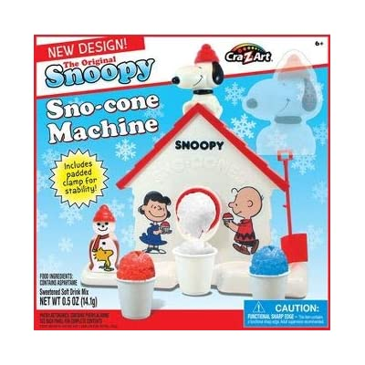 Snoopy Snow Cone Maker: Kitchen & Dining