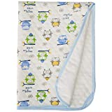 Changing Pad Waterproof Cotton Urine Mat Diaper Nappy Bedding Cover Mattress Protector for Toddler Infant Baby Children Adults(YellowPacked M)