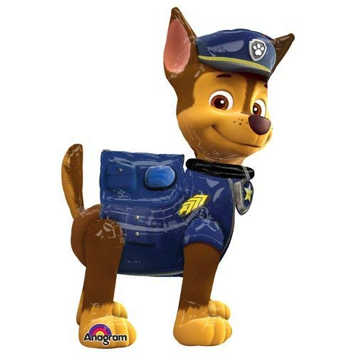 Anagram A1102 3 Paw Patrol Chase Airwalkers Foil Balloon, 54