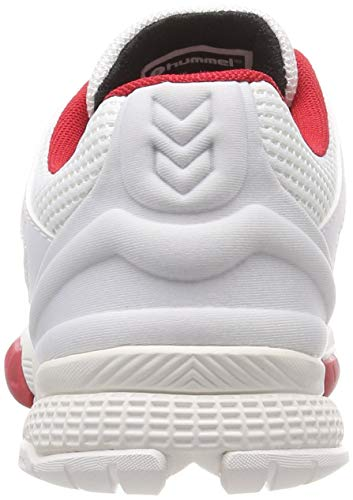 Chaussures Pour Adultes 0 Hummel Blanc Hb180 blanc 2 9001 Multisports Aerocharge Indoor Unisexe pxdxBqw1A