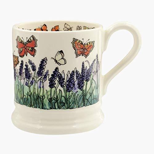 Emma Bridgewater Butterflies Half Pint - Flowers 1/2 Mug Pint