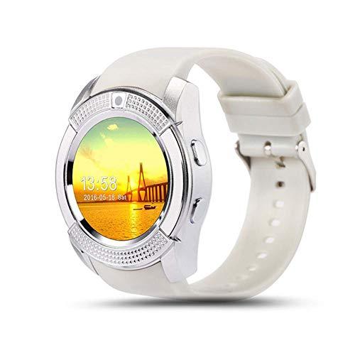 DesirePath Bluetooth Smart Watch Fitness Tracker SIM TF Card Pedometer Sleep Monitor Waterproof Smart Bracelet Android by DesirePath