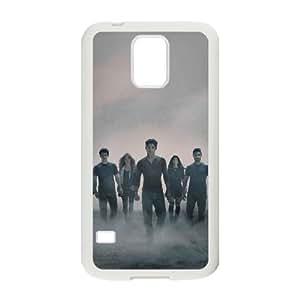 Teen Wolf 002 funda Samsung Galaxy S5 Cubierta blanca del teléfono celular de la cubierta del caso funda EVAXLKNBC18225