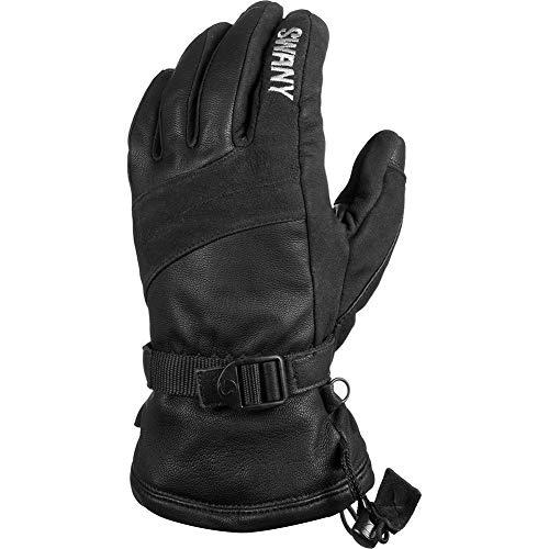 (SWANY Men`s Gore Explorer Glove, XL, BLACK)