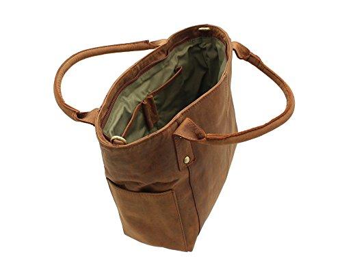 Bolla Taschen ATLAS Safari Kollektion Grab / Schulter / Cross Body Bag Tan hautfarben 9eJWOBo96z