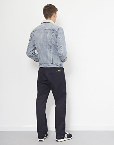 Denim light In Sherpa Giacca Blu Jeans Levi's Donna Uq0RY