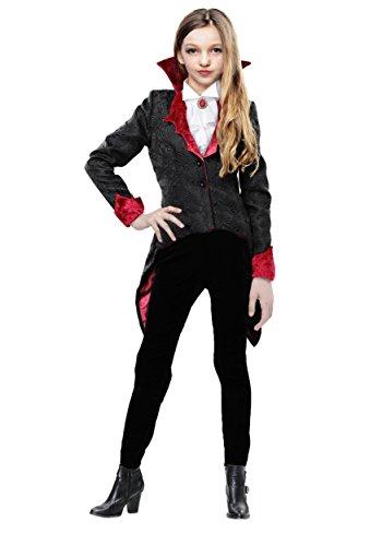 Girl's Dashing Vampiress X-Large -