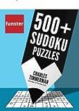 Book - Funster 500+ Sudoku Puzzles: Easy, Medium, Hard Sudoku Puzzle Book