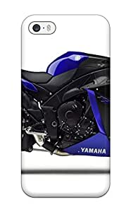 Shirley P. Penley's Shop Christmas Gifts Case Cover, Fashionable Iphone 5/5s Case - Yamaha Motorcycle TSTMS86AY2N0406H