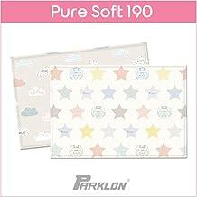 Parklon Pororo Star Pure Soft Play Mat - Non-Toxic, Non-Slip, Waterproof, Medium