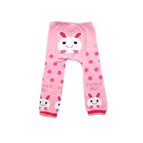 Wrapables Toddler Leggings Chipper Bunny
