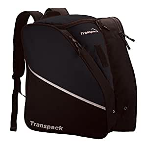 Transpack Edge Junior Isosceles Ski Boot Bag - Black One Size