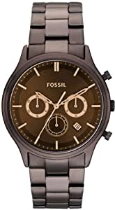 FOSSIL Ansel Stainless Steel Watch - Brown
