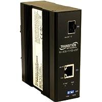 HARD ETH POE+ INJECTOR 1GB COP 1GB FIBER