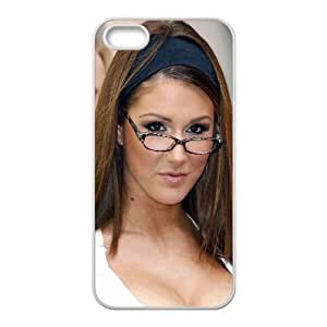 iPhone 5 5s Cell Phone Case White Lucy Pinder Sexy Woman Iukzt