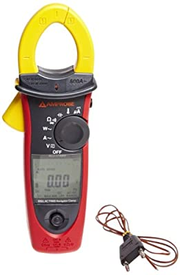 Amprobe Power Quality Clamp Meter