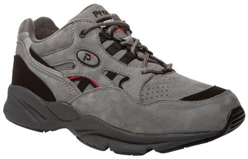 Propet Femmes Grey Nb Athlétiques blk Chaussures rrwCxSqB