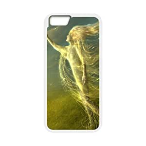 Iphone 6 Plus Case Light Fairy by Leemarson for White Iphone 6 Plus (5.5)inch Screen lmar608878