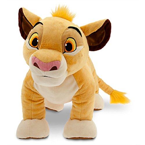 Disney Simba Plush - The Lion King - Large - 18'' - New w...