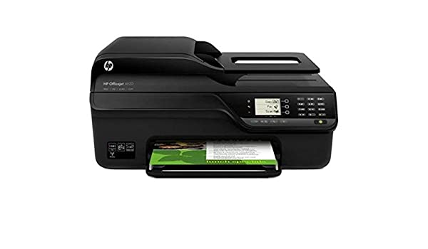 HP Officejet 4622 e-All-in-One Printer - Impresora de tinta (150 ...