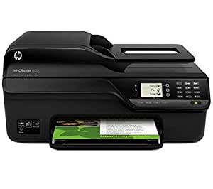 HP Officejet 4622 e-All-in-One Printer - Impresora de tinta (150 páginas por mes, 8 ppm, 22 ppm, 23 ppm, HP PCL 3 GUI, HP PCL 3 mejorado, 32 MB)