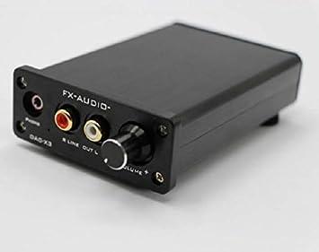 IberiaPC - Amplificador Audio Digital a Analógico y tarjeta ...
