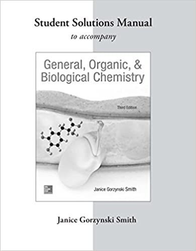 Student study guidesolutions manual to accompany general organic student study guidesolutions manual to accompany general organic biological chemistry 3rd edition kindle edition by janice smith fandeluxe Gallery
