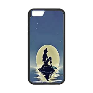 "Chaap And High Quality Phone Case For Apple Iphone 6,4.7"" screen Cases -Mermaid And Ocean Pattern-LiShuangD Store Case 7"