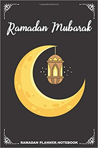 Amazon com: Ramadan Mubarak: Ramadan Kareem Daily Planner