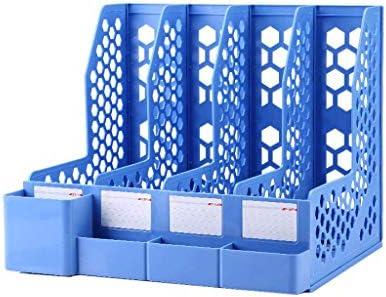 Ordner WDX - Aktenhalter Aufbewahrungsbox Desktop Datenaufbewahrung Regal Aufbewahrung a