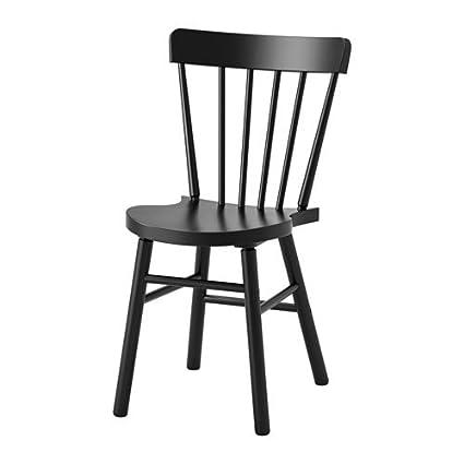 Amazon.com - Ikea Chair, black 1026.26226.1814 - Chairs