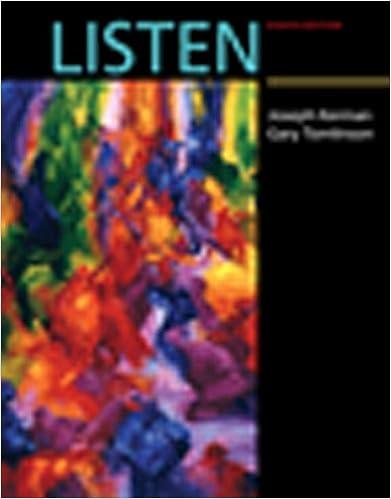 Listen (Eighth Edition): Vivian Kerman, Joseph Kerman, Gary