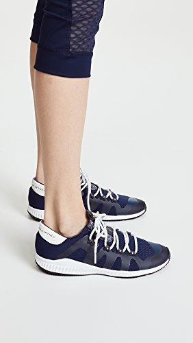 Adidas Door Stella Mccartney Vrouwen Crazytrain Pro Sneakers Collegiale Marine / Wit / Aerolime