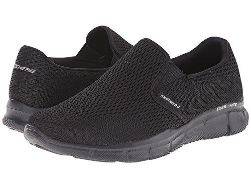 [SKECHERS(スケッチャーズ)] メンズスニーカー?ランニングシューズ?靴 Equalizer Double Play Black 10.5 (28.5cm) E - Wide
