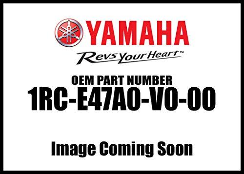 Genuine Yamaha Accessories 14-16 Yamaha FZ-09 Carbon Fiber Exhaust Cover ()