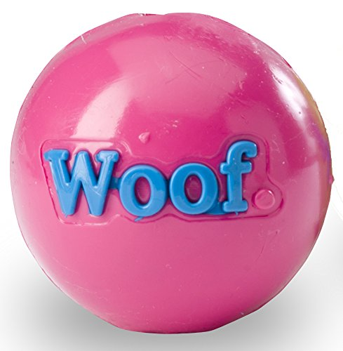 - Planet Dog Orbee Tuff Woof Ball, Fetch-Chew Dog Toy, 100% Guaranteed Tough, Made in the USA, Medium 3